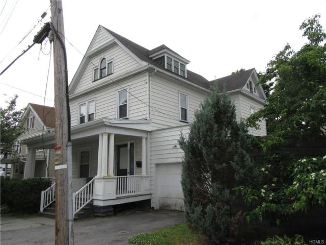 11 E Broome Street, Port Jervis, NY 12771 (MLS #4843366) :: Stevens Realty Group