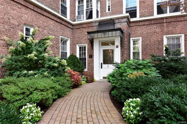 2 Midland Gardens 3B, Bronxville, NY 10708 (MLS #4843533) :: Mark Boyland Real Estate Team