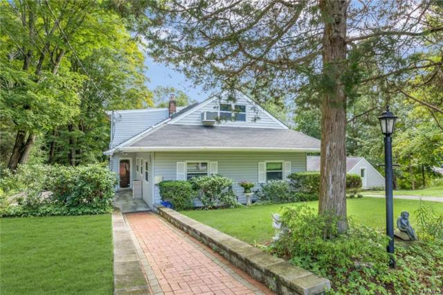 4 Gordon Avenue, Briarcliff Manor, NY 10510 (MLS #4843872) :: Stevens Realty Group