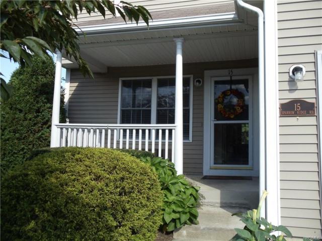 15 Sparrow Ridge Road #15, Carmel, NY 10512 (MLS #4843898) :: Shares of New York