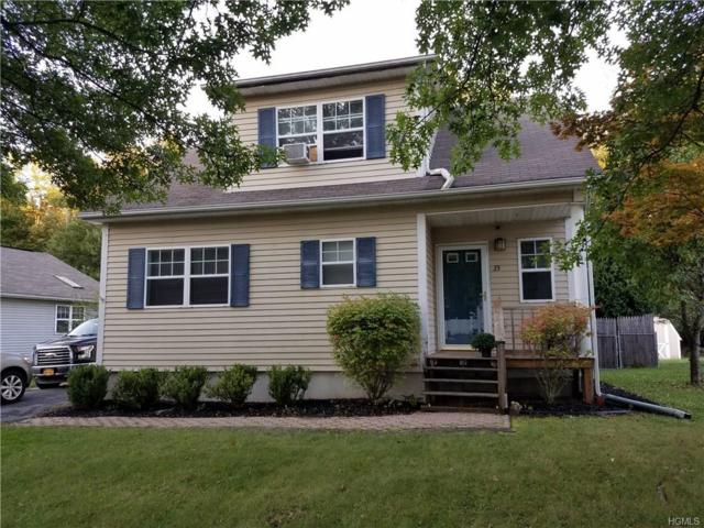 35 Pleasant Avenue, Middletown, NY 10940 (MLS #4843916) :: Shares of New York
