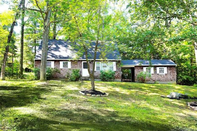 34 Spice Bush Lane, Tuxedo Park, NY 10987 (MLS #4843946) :: William Raveis Baer & McIntosh