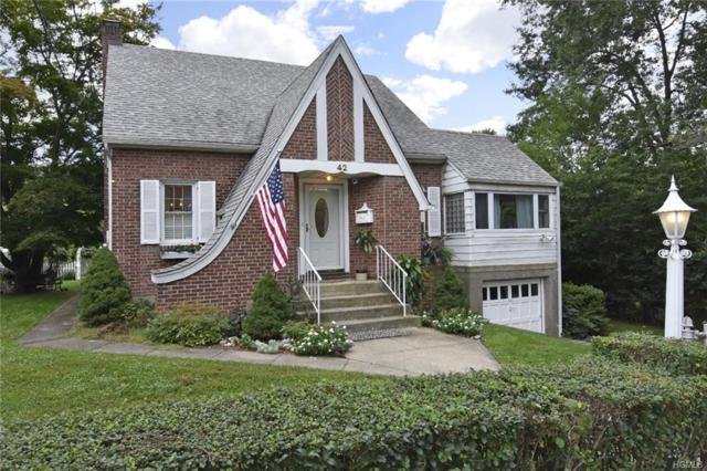 42 Clunie Avenue, Hastings-On-Hudson, NY 10706 (MLS #4844822) :: William Raveis Baer & McIntosh