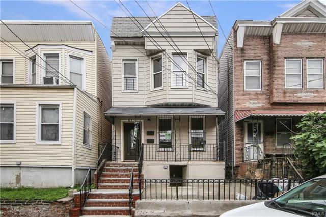 685 E 170th Street, Bronx, NY 10456 (MLS #4844879) :: Mark Boyland Real Estate Team