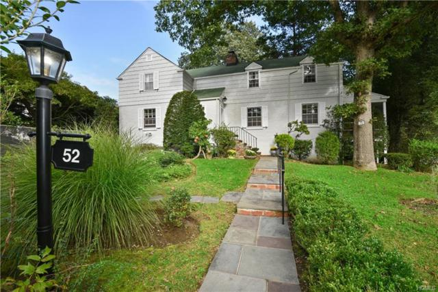 52 Villa Road, Larchmont, NY 10538 (MLS #4845092) :: William Raveis Baer & McIntosh