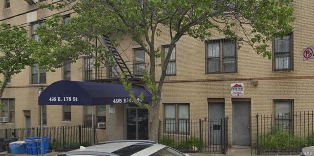 495 E 178th Street 5E, Bronx, NY 10457 (MLS #4845190) :: William Raveis Legends Realty Group