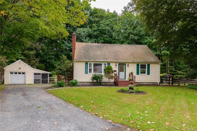 22 Valley View Road, Hyde Park, NY 12538 (MLS #4845210) :: William Raveis Legends Realty Group
