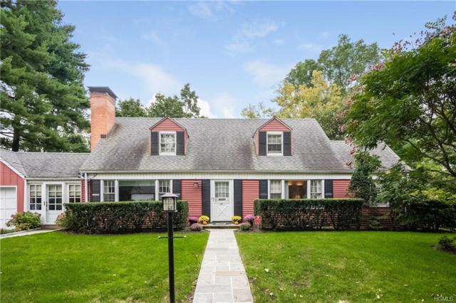 45 Wynmor Road, Scarsdale, NY 10583 (MLS #4845715) :: William Raveis Baer & McIntosh