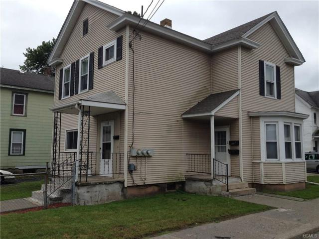 153 Front Street, Port Jervis, NY 12771 (MLS #4846062) :: William Raveis Legends Realty Group