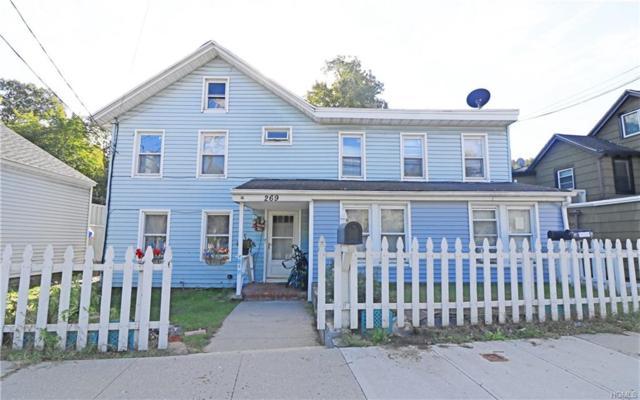 269 Tate Avenue, Buchanan, NY 10511 (MLS #4847183) :: William Raveis Baer & McIntosh