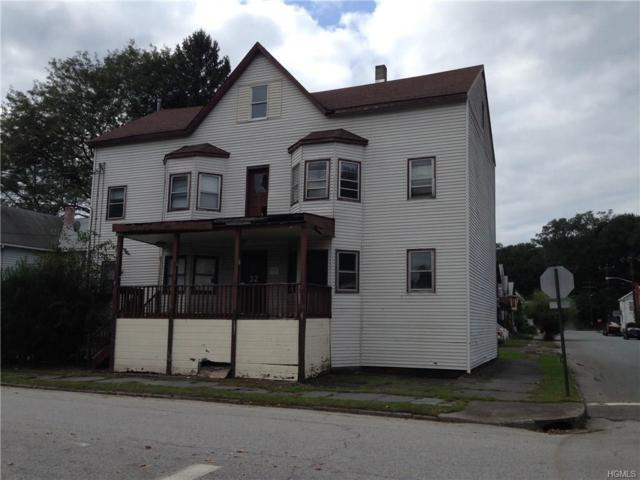 32 Church Street, Port Jervis, NY 12771 (MLS #4847265) :: William Raveis Legends Realty Group