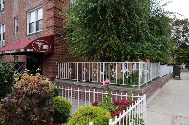 1 Sadore Lane 1K, Yonkers, NY 10710 (MLS #4847486) :: William Raveis Legends Realty Group