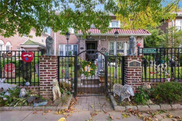 12 Fanshaw Avenue, Yonkers, NY 10705 (MLS #4847544) :: Mark Boyland Real Estate Team
