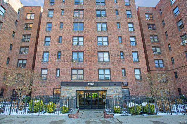 2860 Bailey Avenue 7H, Bronx, NY 10463 (MLS #4847548) :: Mark Boyland Real Estate Team