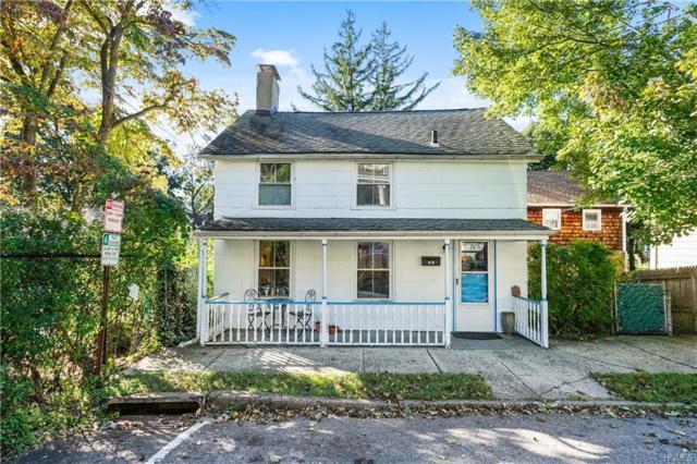 32 S Eckar Street, Irvington, NY 10533 (MLS #4847752) :: Mark Boyland Real Estate Team