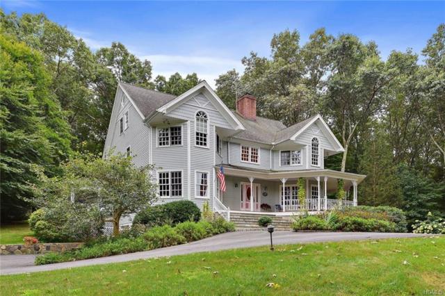8 Lost Pond, North Salem, NY 10560 (MLS #4848003) :: Mark Boyland Real Estate Team