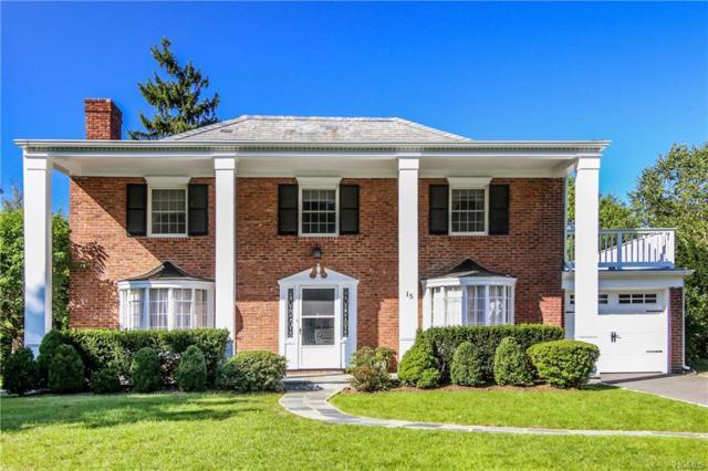 15 Whistler Road, Scarsdale, NY 10583 (MLS #4848476) :: Mark Boyland Real Estate Team