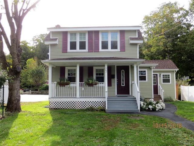 367 Hudson Street, Cornwall On Hudson, NY 12520 (MLS #4848816) :: Keller Williams Realty Hudson Valley United