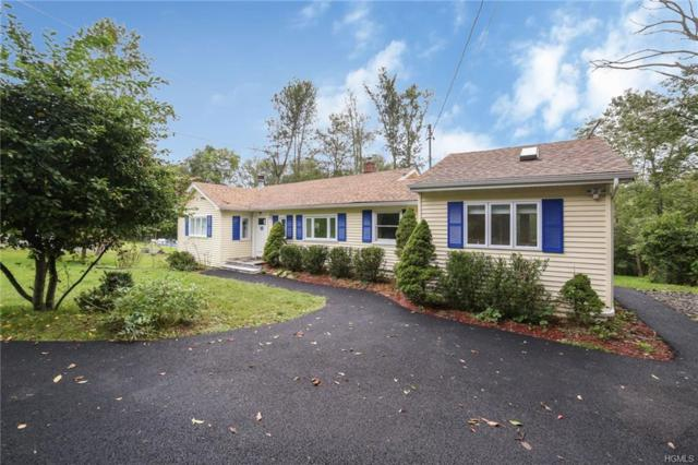 25 Ludingtonville Road, Holmes, NY 12531 (MLS #4848818) :: Mark Boyland Real Estate Team