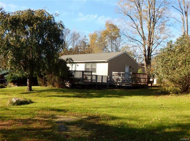 9 Teddy Bear Lane, Swan Lake, NY 12783 (MLS #4848846) :: Mark Boyland Real Estate Team