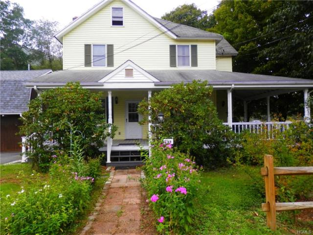 133 Old Mill Road, East Branch, NY 13783 (MLS #4849045) :: Mark Seiden Real Estate Team