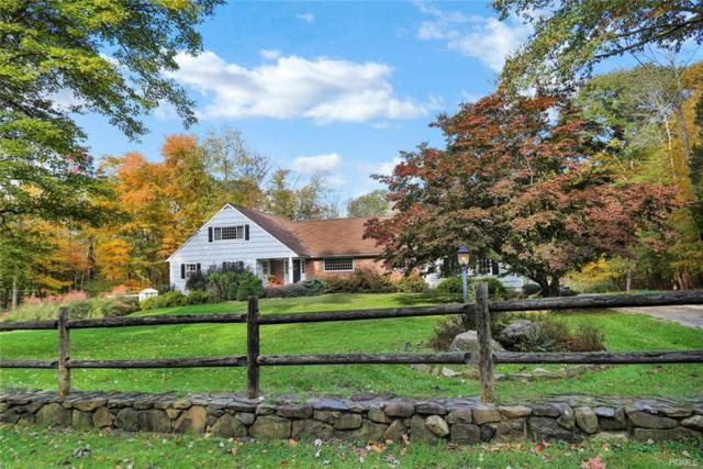 15 London Road, Pound Ridge, NY 10576 (MLS #4849114) :: Mark Seiden Real Estate Team