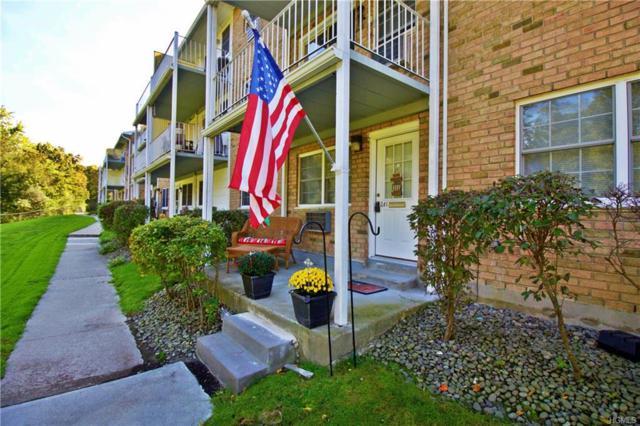 1840 Crompond Road 2A1, Peekskill, NY 10566 (MLS #4849208) :: William Raveis Baer & McIntosh