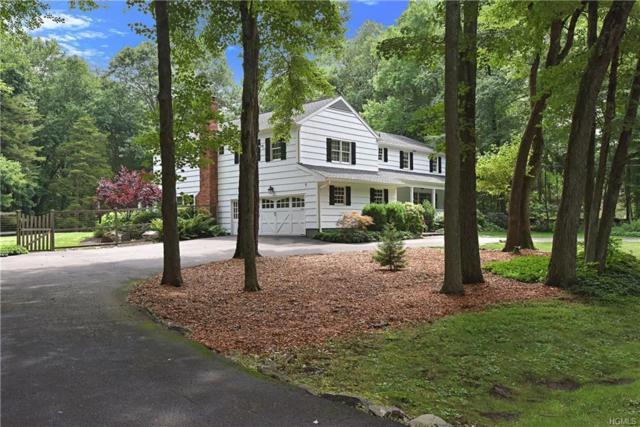 31 Pheasant Road, Pound Ridge, NY 10576 (MLS #4849403) :: Mark Seiden Real Estate Team