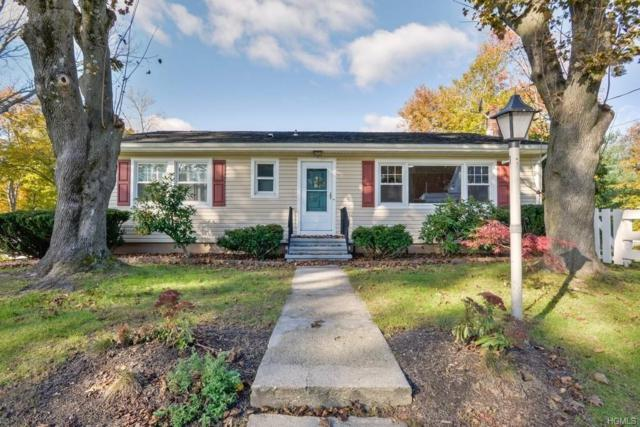1 Pine Road, Brewster, NY 10509 (MLS #4849769) :: Mark Seiden Real Estate Team