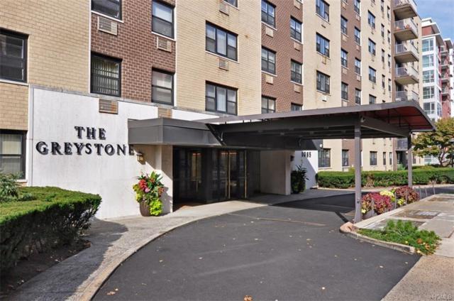 1085 Warburton Avenue #601, Yonkers, NY 10701 (MLS #4849850) :: William Raveis Baer & McIntosh