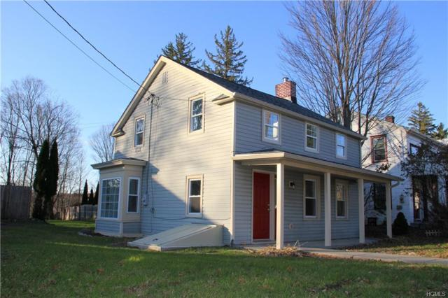 14 Highland Avenue, Otisville, NY 10963 (MLS #4850039) :: William Raveis Baer & McIntosh