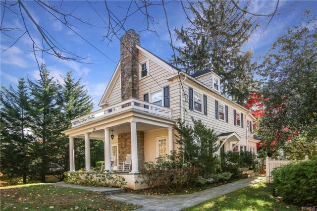 28 Wayside Lane, Scarsdale, NY 10583 (MLS #4850333) :: William Raveis Legends Realty Group