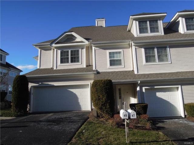 47 Underhill Drive, Pomona, NY 10970 (MLS #4850365) :: William Raveis Baer & McIntosh