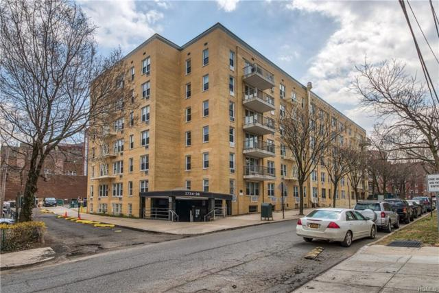 2736 Independence Avenue 4A, Bronx, NY 10463 (MLS #4850715) :: William Raveis Legends Realty Group