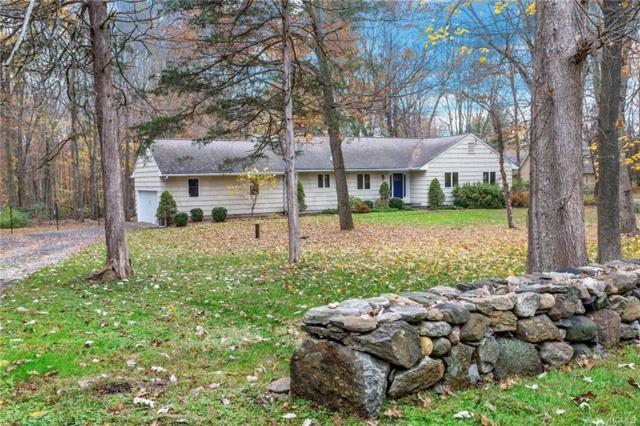 7 Cedar Hill Lane, Pound Ridge, NY 10576 (MLS #4850936) :: Mark Seiden Real Estate Team