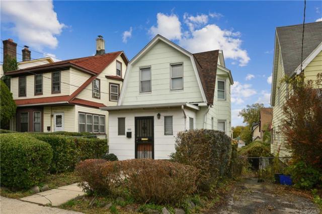 661 S 7th Avenue, Mount Vernon, NY 10550 (MLS #4850998) :: Mark Seiden Real Estate Team