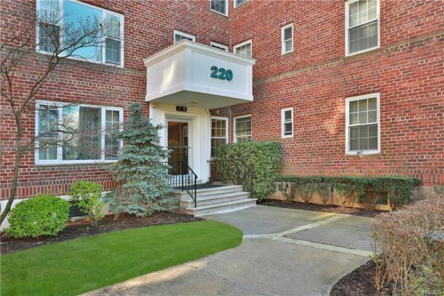 220 Pelham Road 4J, New Rochelle, NY 10805 (MLS #4851086) :: Mark Boyland Real Estate Team