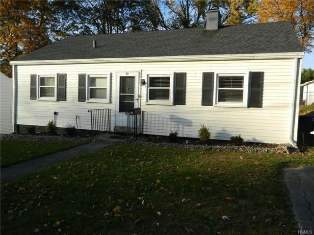 30 Gardner Street, Newburgh, NY 12550 (MLS #4851087) :: William Raveis Baer & McIntosh