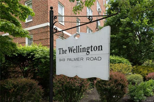 949 Palmer Road 2J, Bronxville, NY 10708 (MLS #4851105) :: William Raveis Legends Realty Group