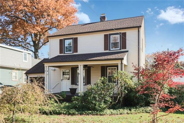 74 N Elm Street, Beacon, NY 12508 (MLS #4851210) :: Mark Seiden Real Estate Team