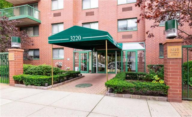 3220 Fairfield Avenue 7B, Bronx, NY 10463 (MLS #4851555) :: Stevens Realty Group