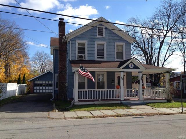 67 Hudson Street, Port Jervis, NY 12771 (MLS #4851724) :: Mark Seiden Real Estate Team