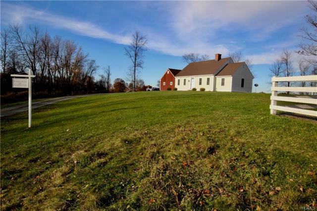 29 Fox Hill Road, Chatham, NY 12037 (MLS #4851778) :: Shares of New York