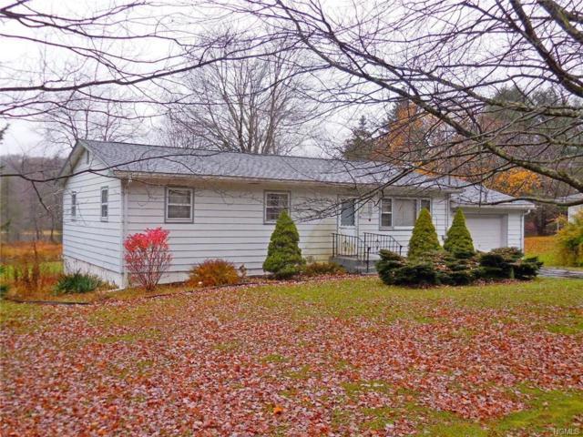 148 Ballard Road, Mongaup Valley, NY 12762 (MLS #4852045) :: Stevens Realty Group