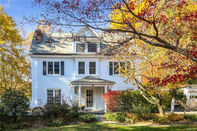 9 Park Road, Scarsdale, NY 10583 (MLS #4852256) :: William Raveis Legends Realty Group