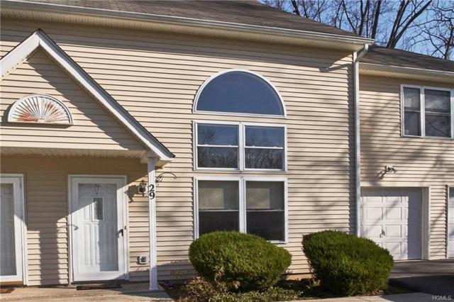 29 Village Cove, Warwick, NY 10990 (MLS #4852292) :: Stevens Realty Group