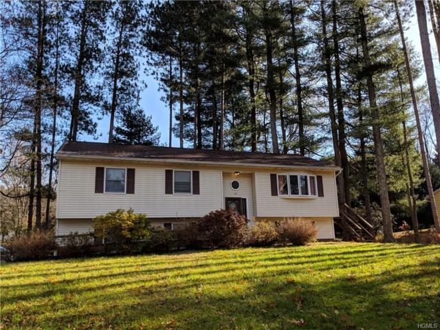 38 Colonial Dr - Tillson Estates, Tillson, NY 12486 (MLS #4852360) :: Mark Seiden Real Estate Team