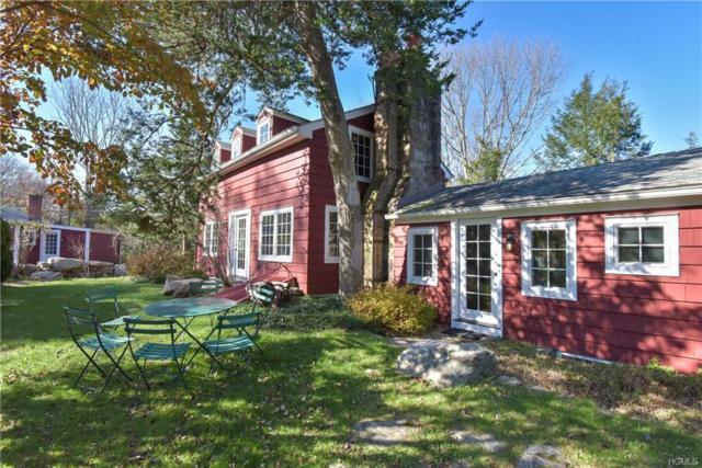 204 Eastwoods Road, Pound Ridge, NY 10576 (MLS #4852450) :: Mark Boyland Real Estate Team