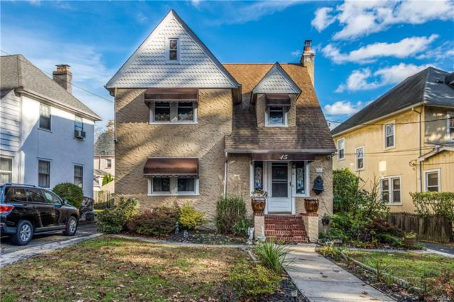 15 Mersereau Avenue, Mount Vernon, NY 10553 (MLS #4852734) :: The Anthony G Team