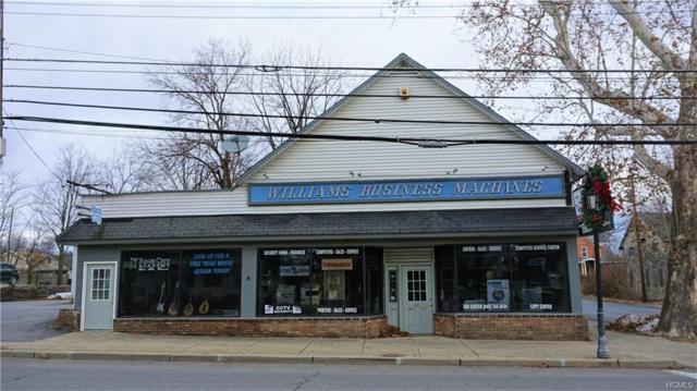 40 Main Street, Pine Bush, NY 12566 (MLS #4852746) :: The McGovern Caplicki Team
